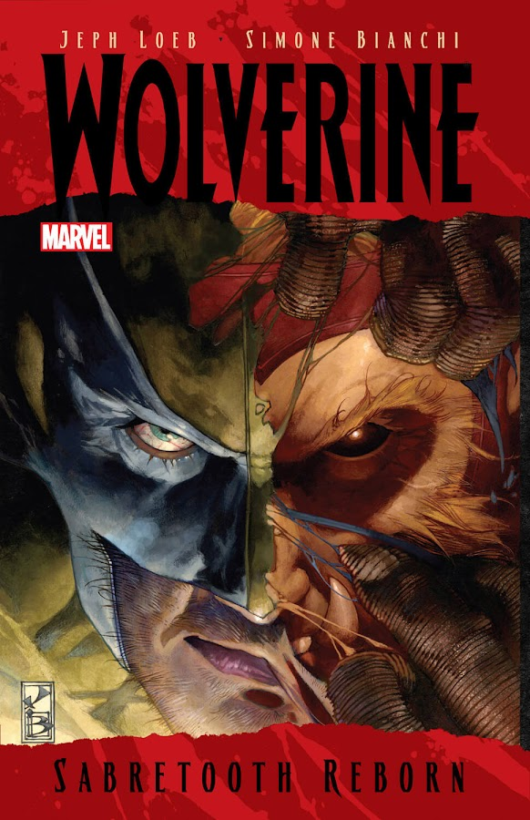 wolverine sabretooth marvel comics