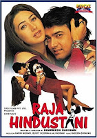 Raja Hindustani 1996 720p Hindi HDTV Rip Full Movie Download