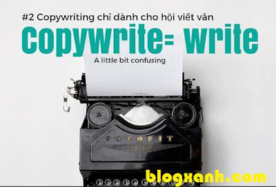 Bạn đã thực sự hiểu đúng về Copywriting ?