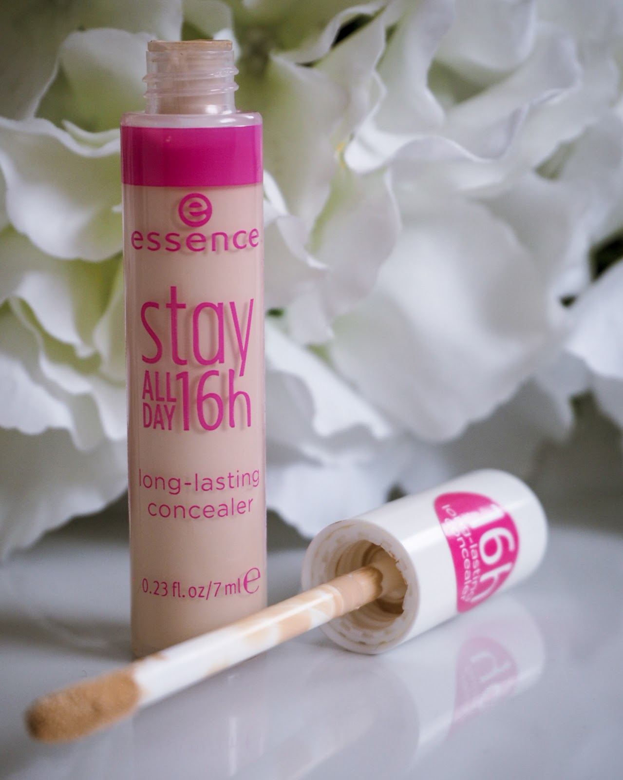 Stay All Day16H Long Lasting Concealer (Soft Beige)