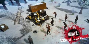 Download WarZ Law of Survival MOD APK Free Purchase 1.2.1 for Android HACK Terbaru 2018