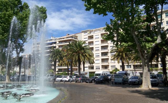 Lloc d'estacionament a Perpinyà