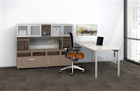 Modern e5 Open Desking Typical