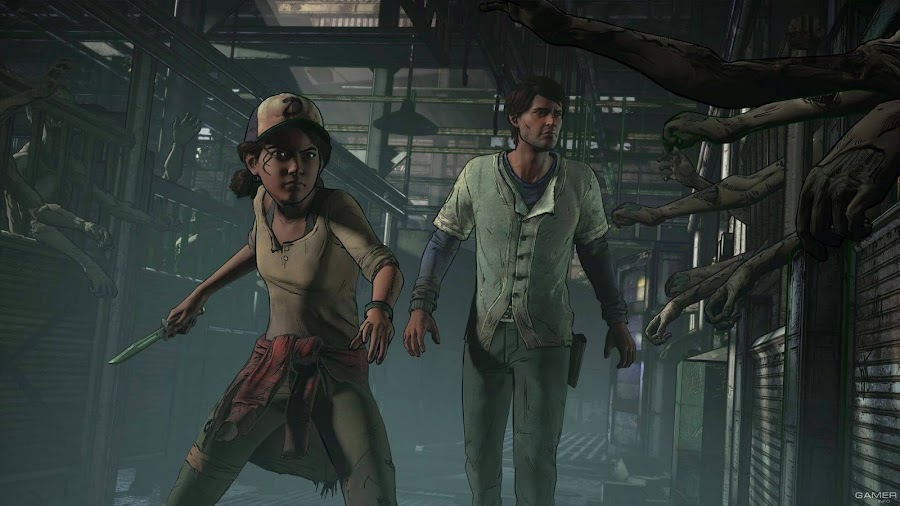 the walking dead a new frontier clementine