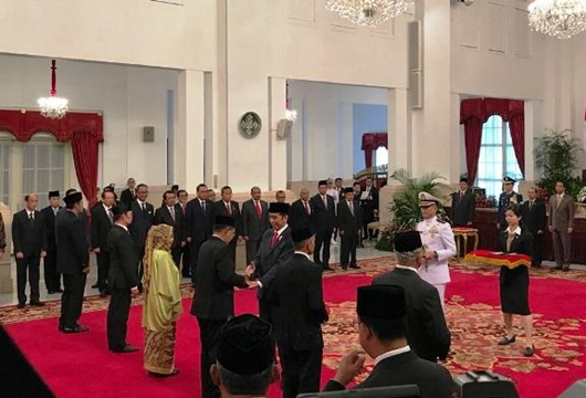 PKS Bersyukur Jokowi Anugerahkan Gelar Pahlawan untuk Kasman Singodimedjo