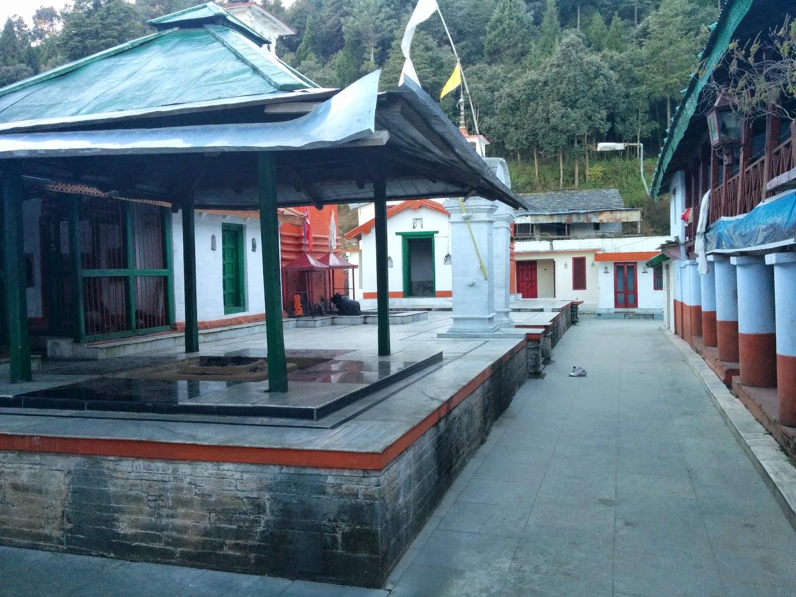 Kyunkaleshwar Mahadev_DevBhumiUttarakhand