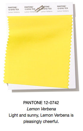 2019 Pantone Spring/Summer Fashion Color Compared with C-Lon Bead Cord Colors