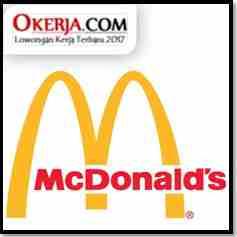 Lowongan Kerja McDonald's