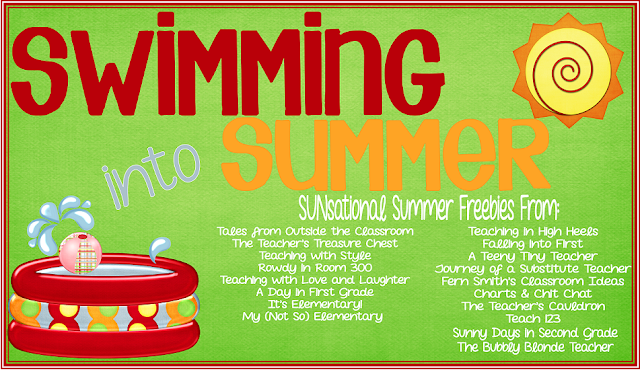 Picture of Fern Smith's BIG, BIG, BIG Swimming Into Summer Giveaway Where Everyone Wins!