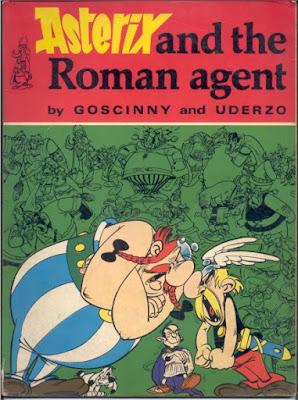 Download free ebook Asterix and the Roman Agent - Album 15 pdf