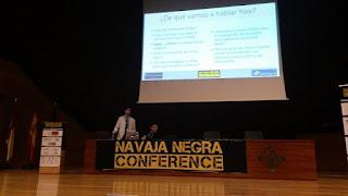 Navaja Negra 2016 - Pepelux y Luis Jurado - 1 año de la LECRIM: bugs y exploits
