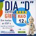 Sábado (12) será de 'Dia D' em Uruguaiana