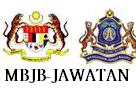 Jawatan Kosong Majlis Bandaraya Johor Baru 14 MEI 2017