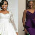 This bride looks exactly like Kate Henshaw that they could be mistaken for one another