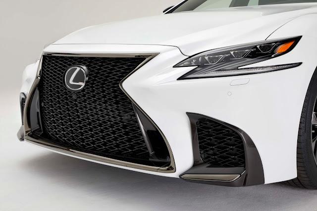 2017 Lexus LS 500 F Sport - #Lexus #Sport #new_car #tuning