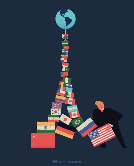 Autossustentável: Saída EUA Acordo de Paris