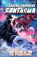 Os Novos 52! Trindade do Pecado: O Vingador Fantasma #2