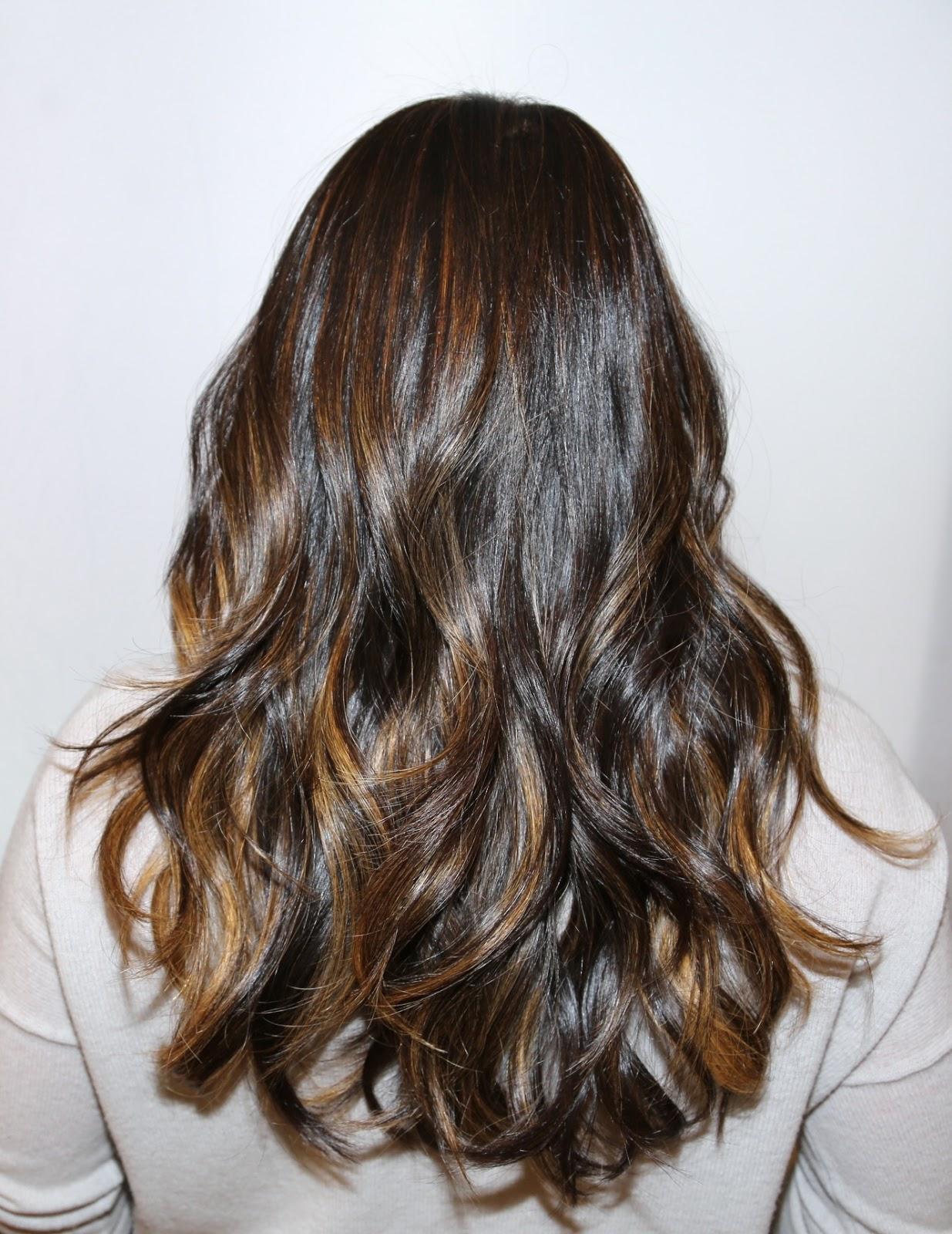 Asian hair texture