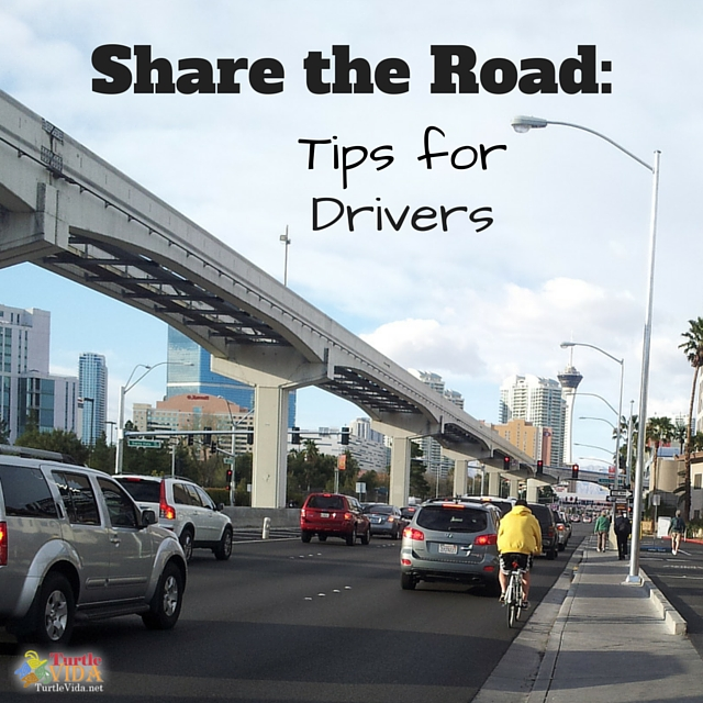Share the Road: Tips for Drivers