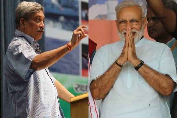 Major-credit-of-surgical-strike-goes-to-PM-said-manohar-Parrikar