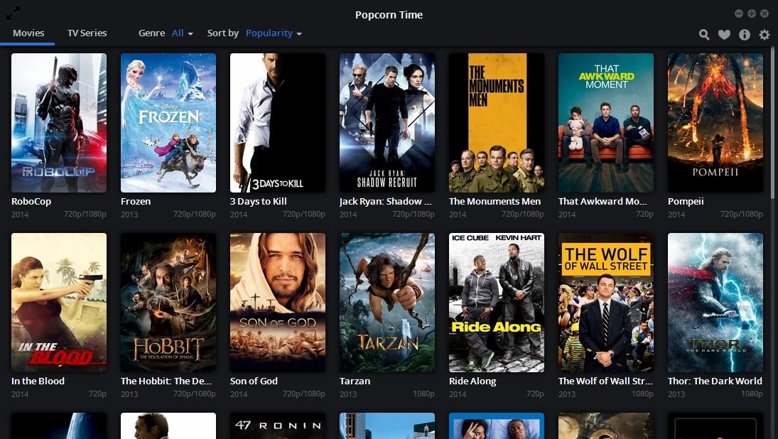 Conheça o Popcorn Time: O Netflix pirata
