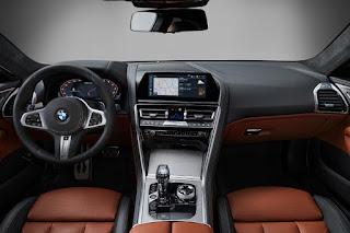 BMW M850i xDrive Coupé (2019) Dashboard