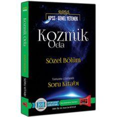 Yargı Yayınları KPSS Kozmik Oda Türkçe Sözel Bölüm Tamamı Çözümlü Soru Kitabı (2016)