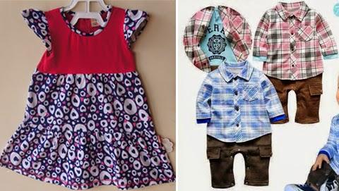 baju anak-anak di tanah abang