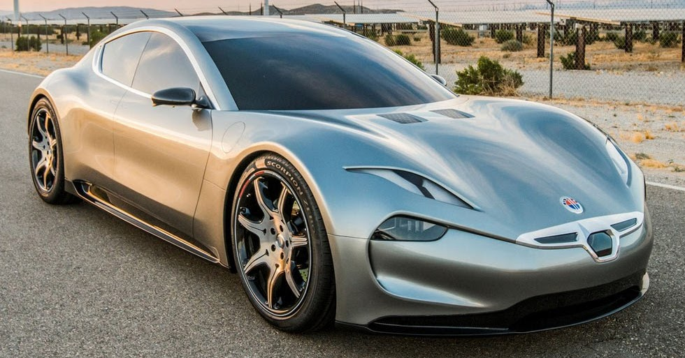 Fisker EMotion To Come With High-Tech Electric Motors, One Size Fits All Battery