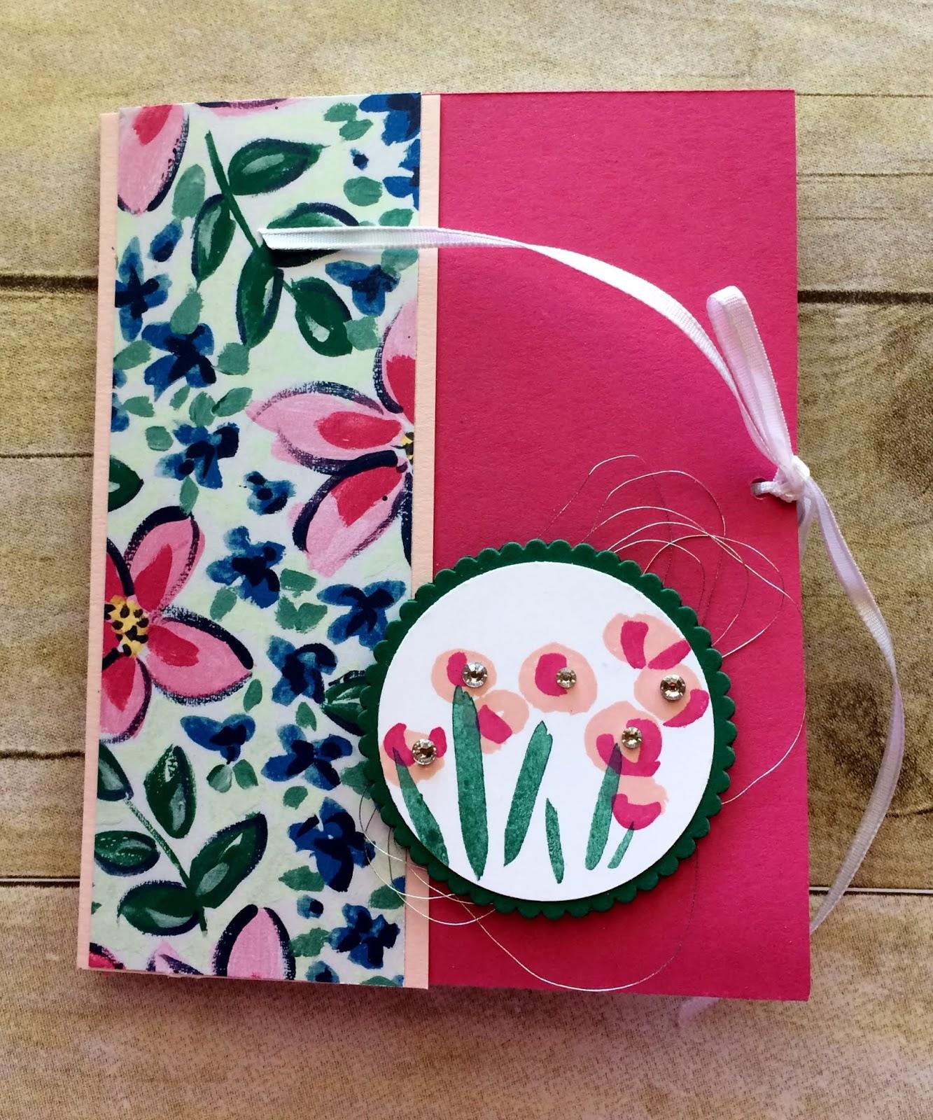 Kards By Kadie No Glue Note Card Portfolio