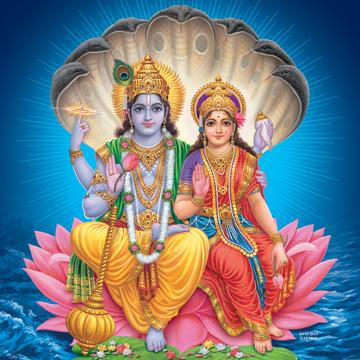Vishnu Mahalakshmi