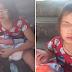 Magandang bata; pinapalimos umano ng kaniyang ina bitbit ang sanggol, viral sa social media