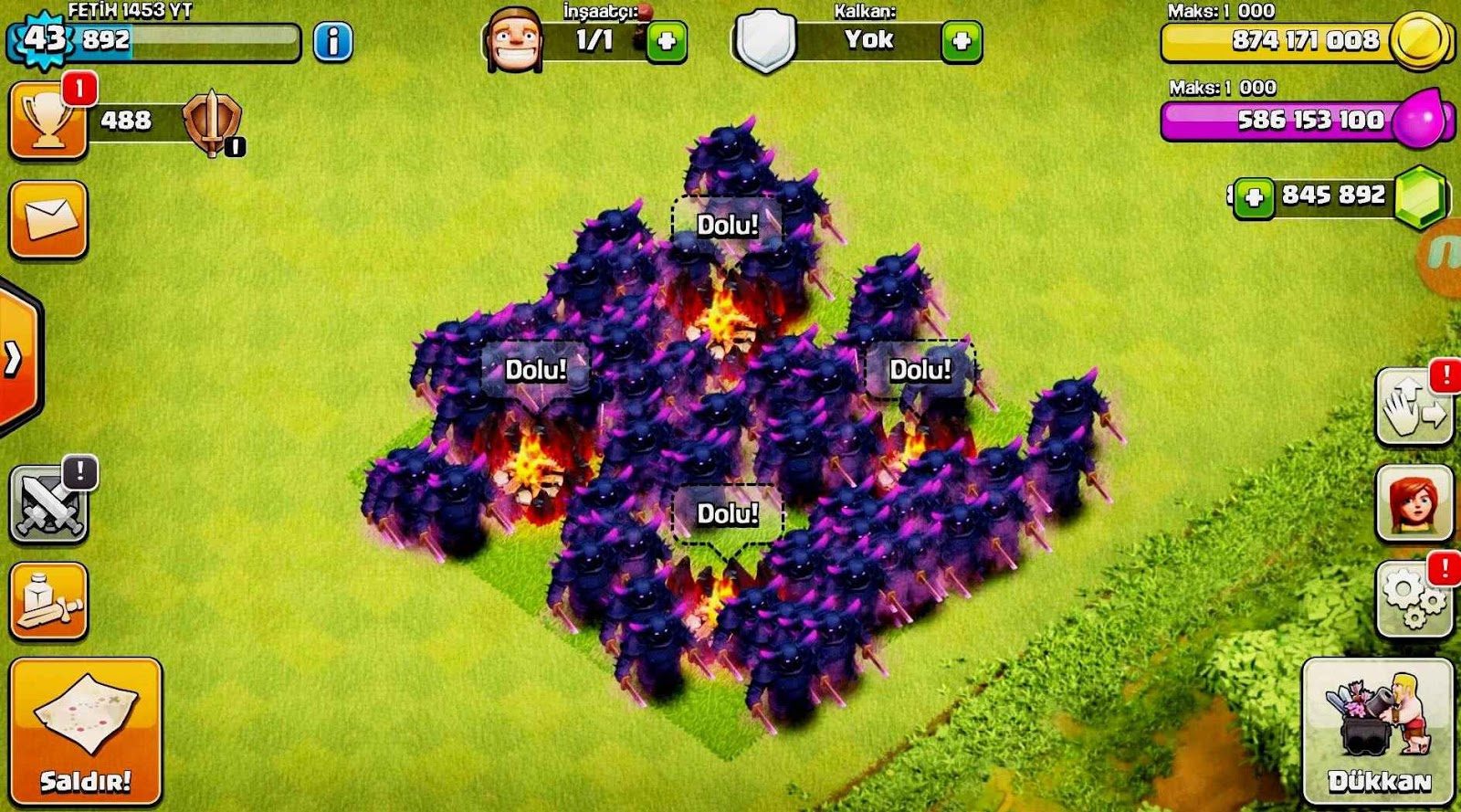 Download Game Mod Coc Terbaru 2018