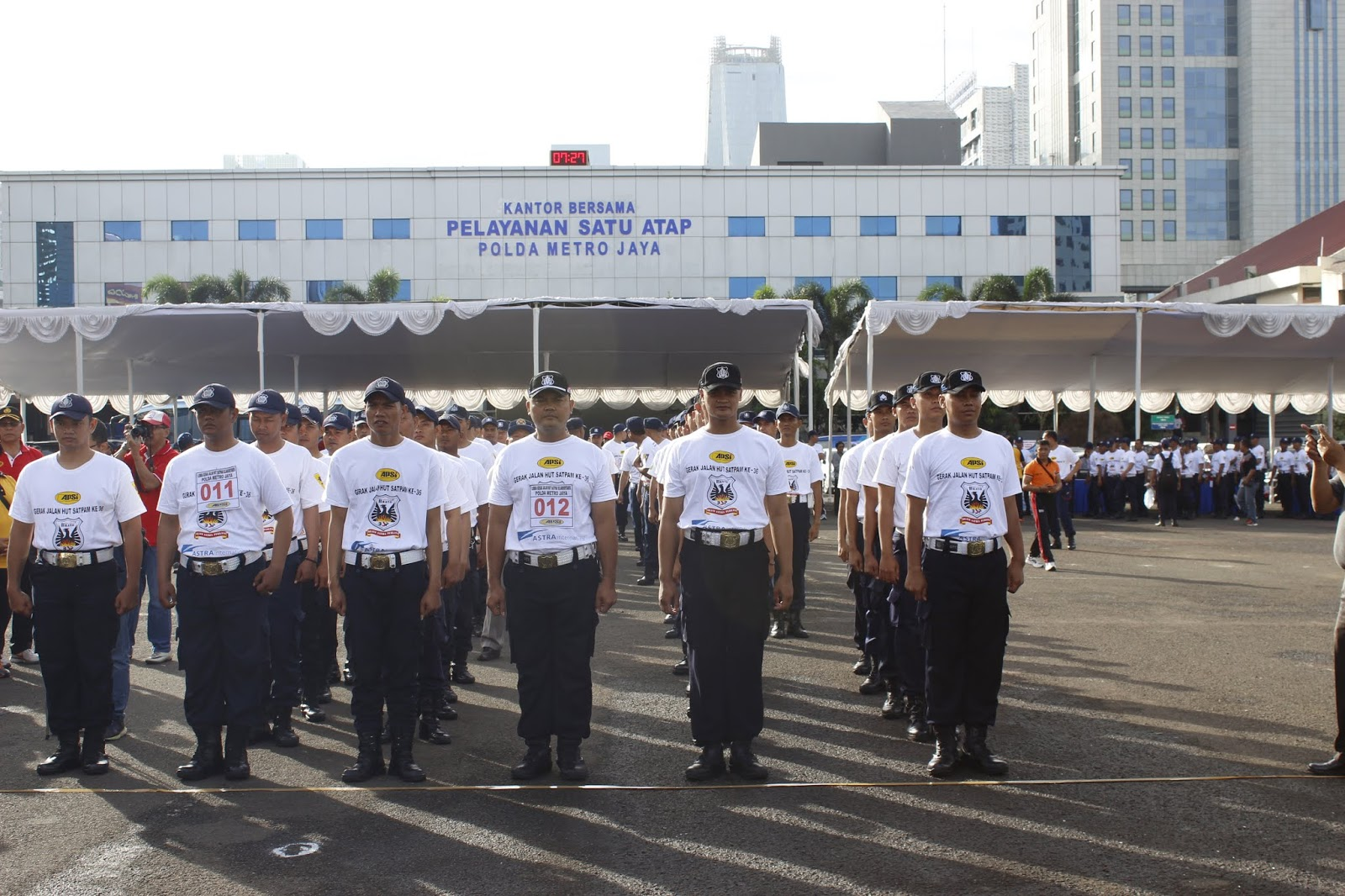Informasi Lowongan Kerja Satpam Security Sopir Operator Produksi Magelang Mugkid Pati 2018
