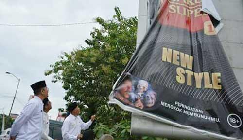 Siap Kehilangan PAD Rp 4 Miliar, Walikota Padang Tegas Tolak Iklan Rokok