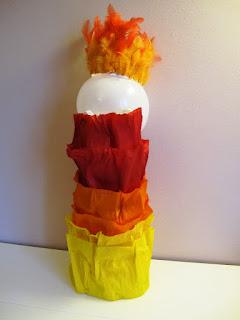 Vestito Carnevale Bambini: IL FUOCO