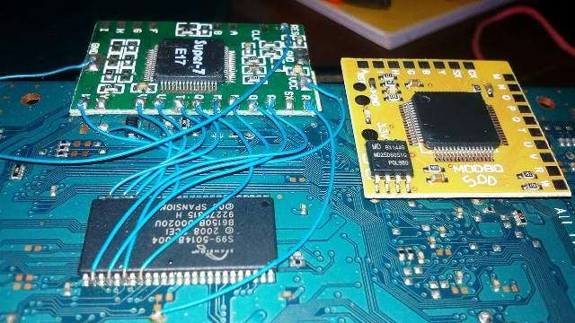 PS2 Hardisk Untuk Slim SCPH 9000X
