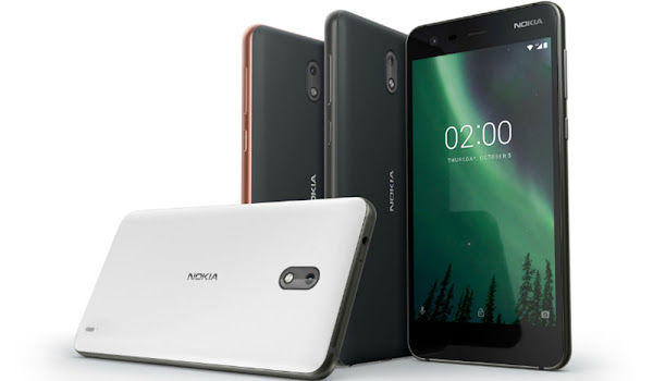 4100 mAh'lik Nokia 2 Fiyatı ve Özellikleri