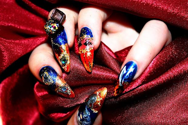 Nail Art Designs 2012