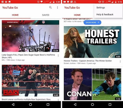 Youtube Go: Permudah Tonton Video Secara Offline