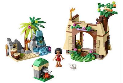 JUGUETES - LEGO Disney : Vaiana  41149 Aventura en la isla de Vaiana  2017 | Piezas: 205 | Edad: 5-12 años  Comprar en Amazon España