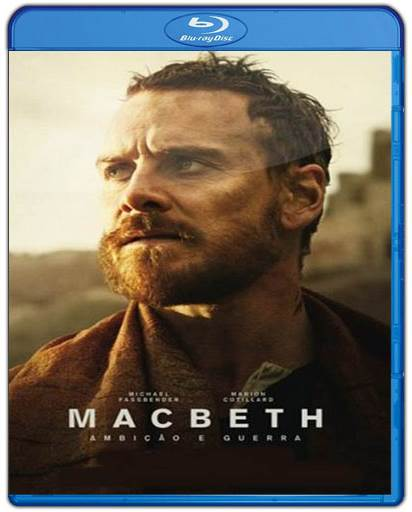 Download Macbeth Ambição e Guerra 720p Dual Áudio Bluray Torrent
