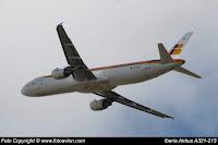 Airbus A 321 / EC-IIG