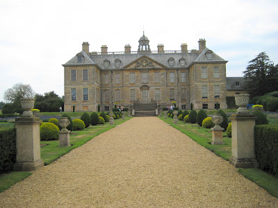 Rear view of Belton House © regencyhistory.net