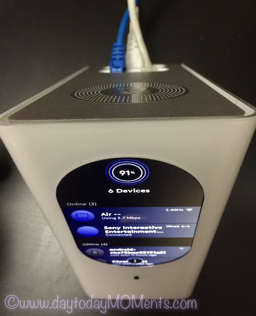 easy wifi setup device