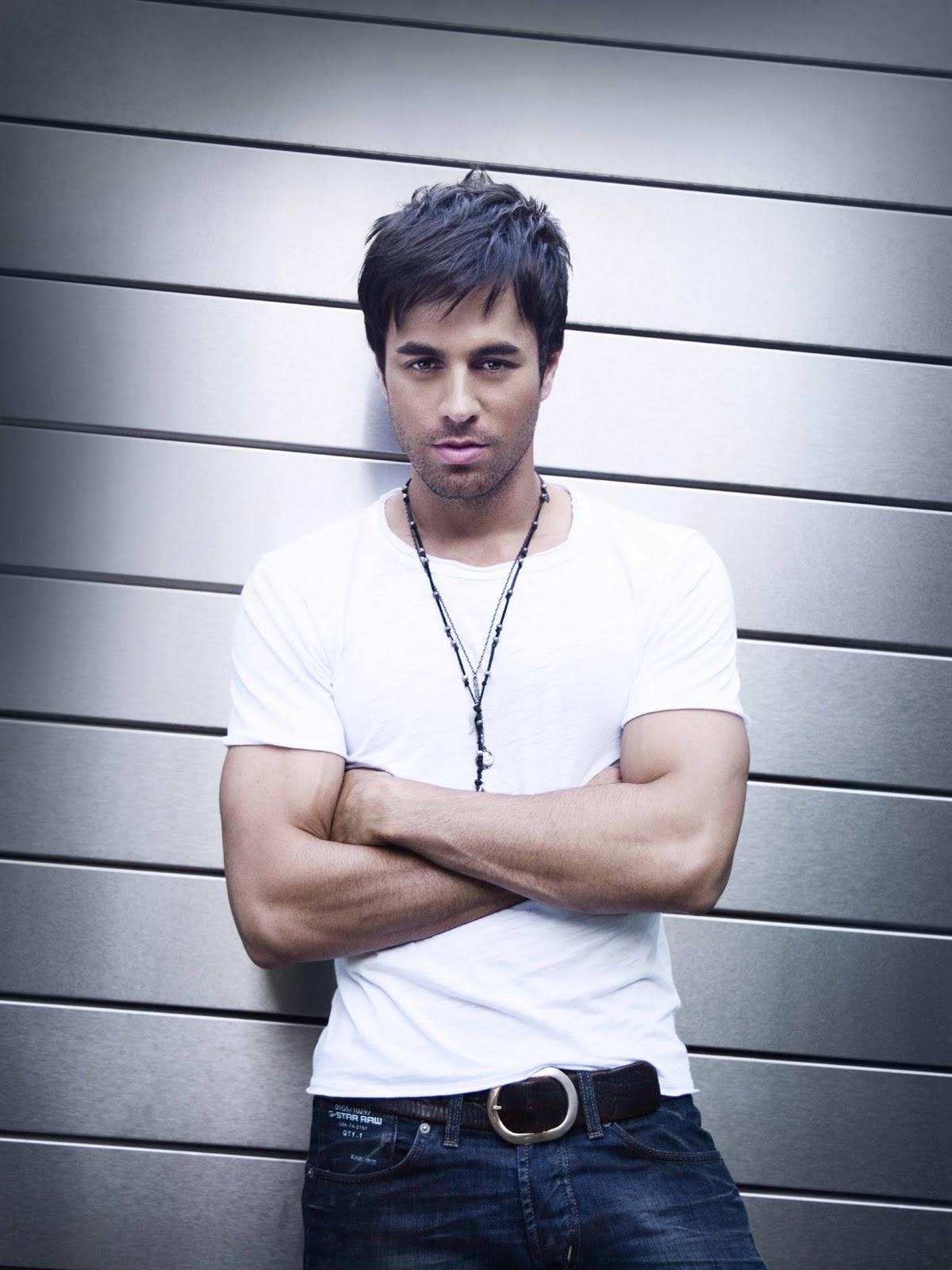 Hot Enrique Iglesias PicturesEnrique Iglesias 2014 Photoshoot