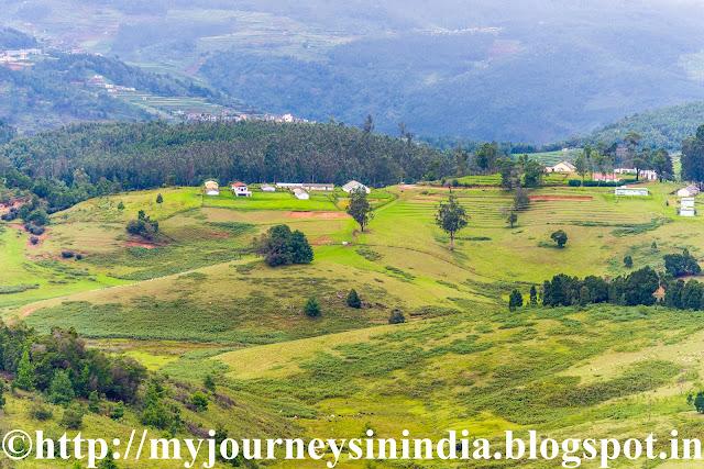 Mannavanur Grass Lands Kodaikanal