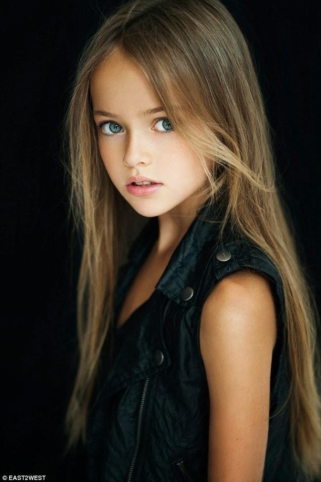 Russian Teen With Beautiful 10