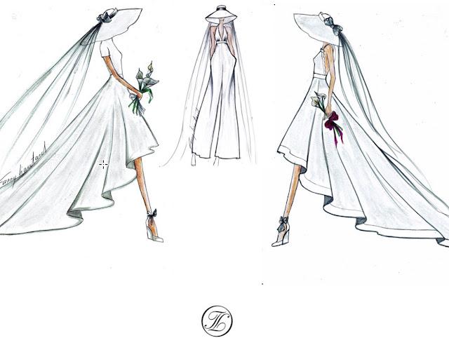 fanny liautard paris collection robes de mariée