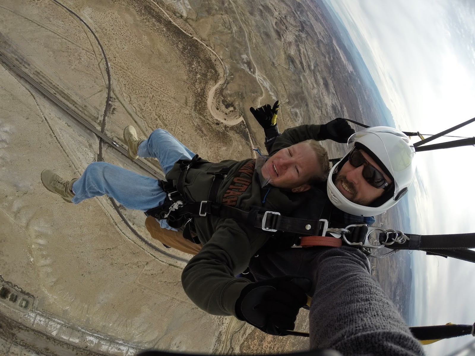 Sky Diving w/ Sky Dive Moab